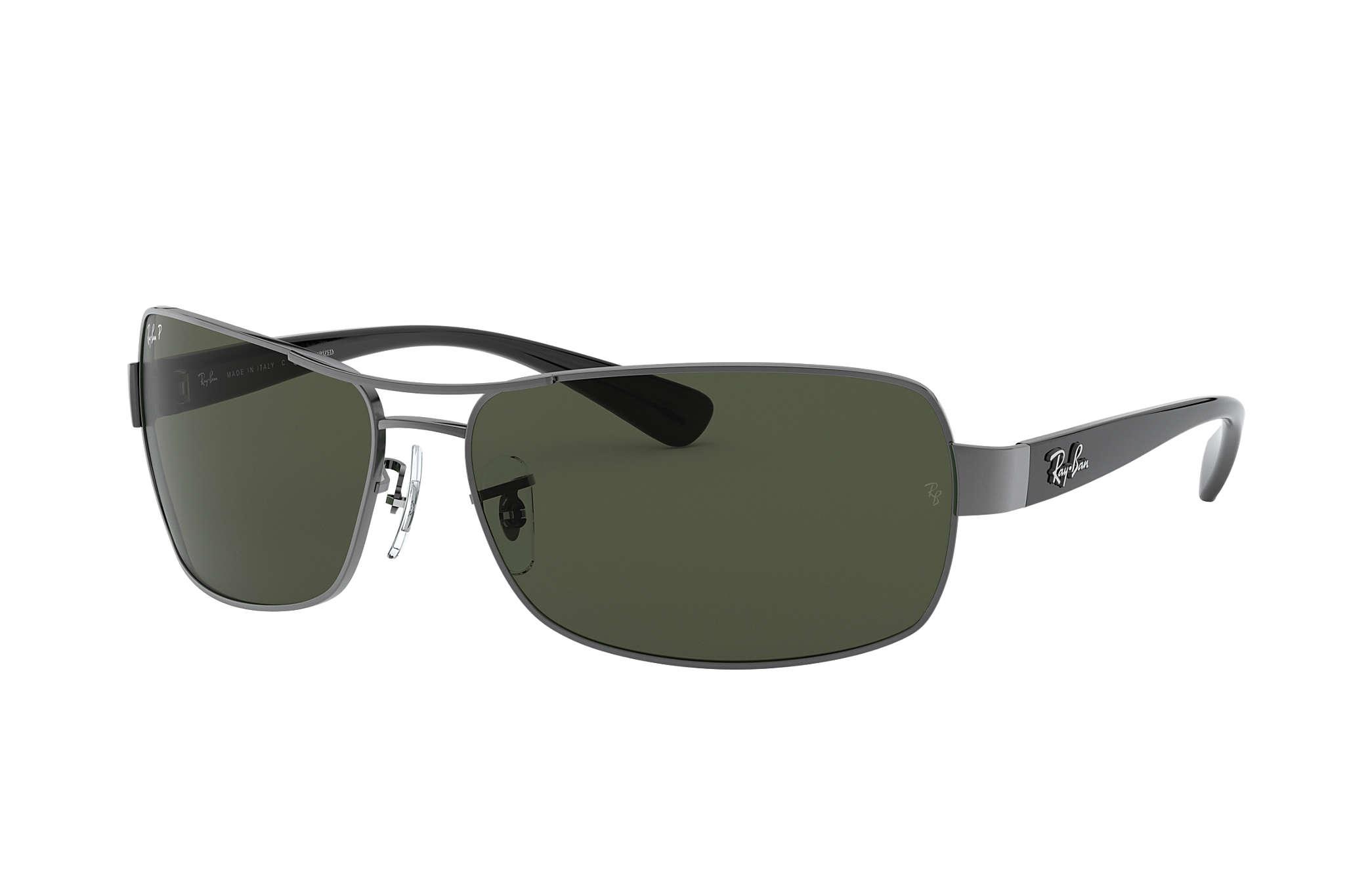 Ray ban sunglasses sale new zealand - Ray Ban 0rb3379 Rb3379 Gunmetal Black Sun