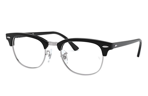 Ray-Ban 0RX5154-Clubmaster Optics Schwarz OPTICAL