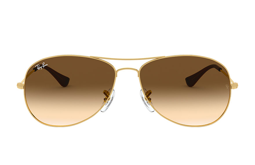 Ray-Ban  sunglasses RB3362 UNISEX 014 cockpit gold 805289275268