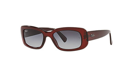 c9a45c64aadf1 Ray-Ban RB4122 Purple-Reddish with Grey Gradient lens