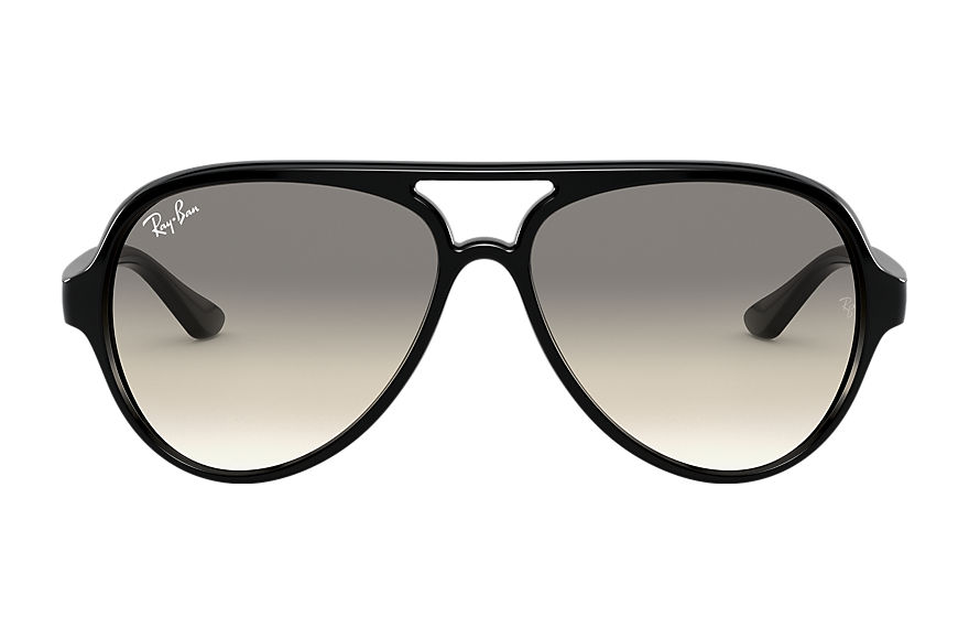 Ray-Ban  sunglasses RB4125 UNISEX 006 cats 5000 classic gloss black 805289288671