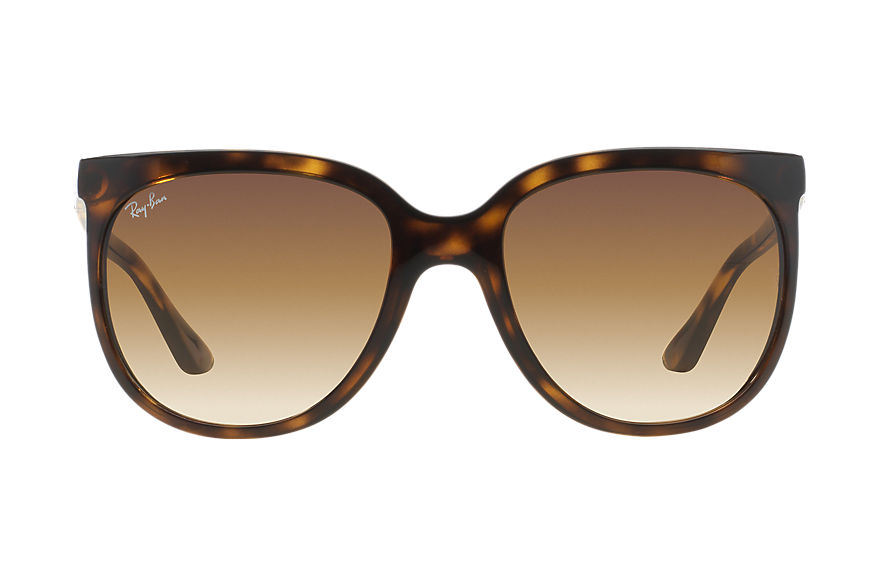 Ray-Ban CATS 1000 Tortoise with Light Brown Gradient lens