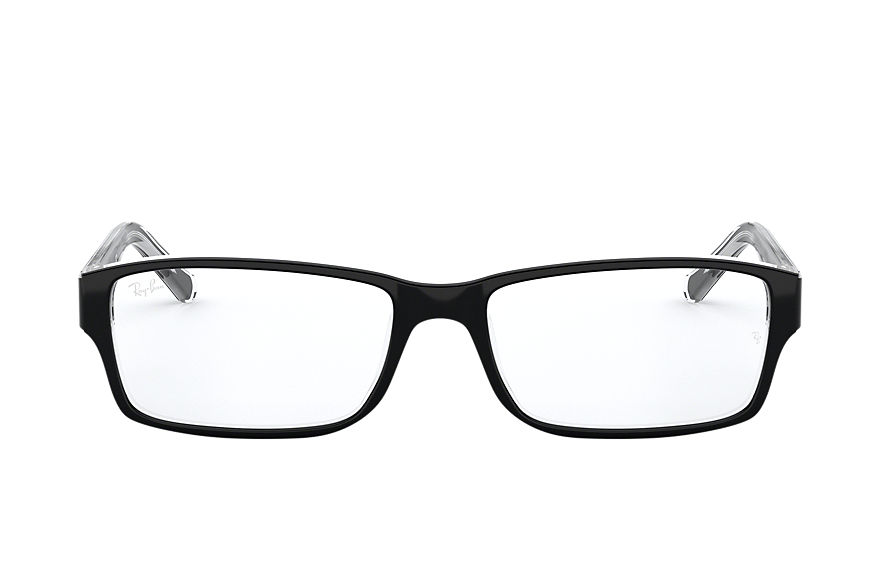 Ray-Ban  eyeglasses RX5169 UNISEX 005 rb5169 black 805289291022