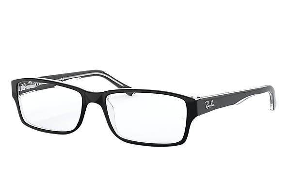 Ray-Ban 0RX5169-RB5169 Schwarz,Transparent OPTICAL