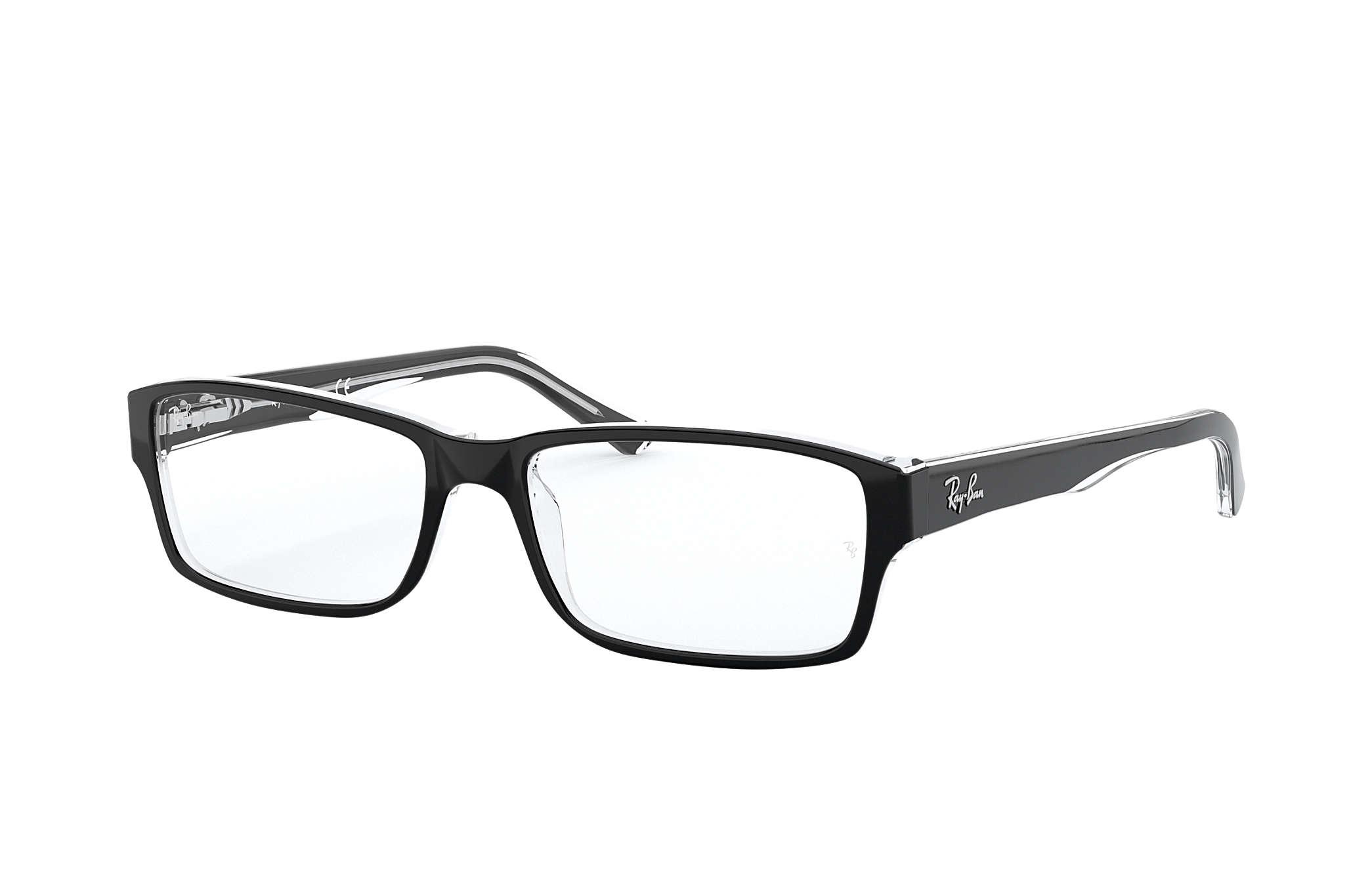 Ray-Ban prescription glasses RB5169 Black - Acetate - 0RX5169203454 ...