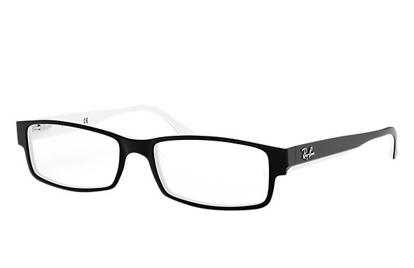Ray-Ban 0RX5114-RB5114 Noir,Blanc OPTICAL