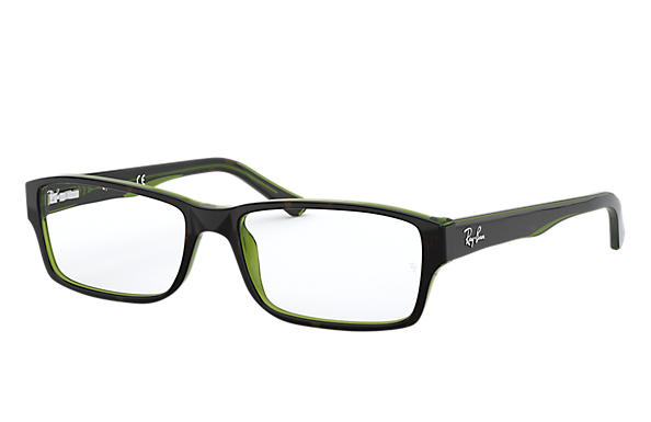 Ray-Ban 0RX5169-RB5169 Tortoise,Green OPTICAL