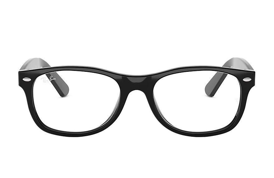 Ray-Ban Eyeglasses New Wayfarer Optics Black