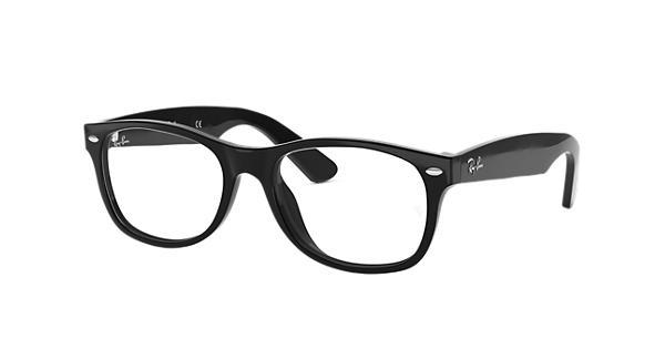 d01557aebf7 Ray-Ban eyeglasses New Wayfarer Optics RB5184 Black - Acetate -  0RX5184200052