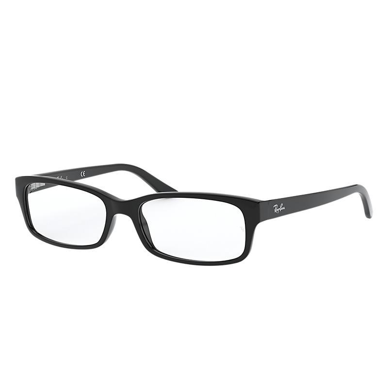 Image of Ray-Ban Black Eyeglasses - Rb5187