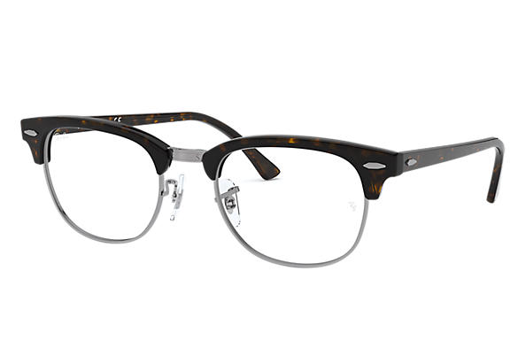Ray-Ban Eyeglasses CLUBMASTER OPTICS Tortoise