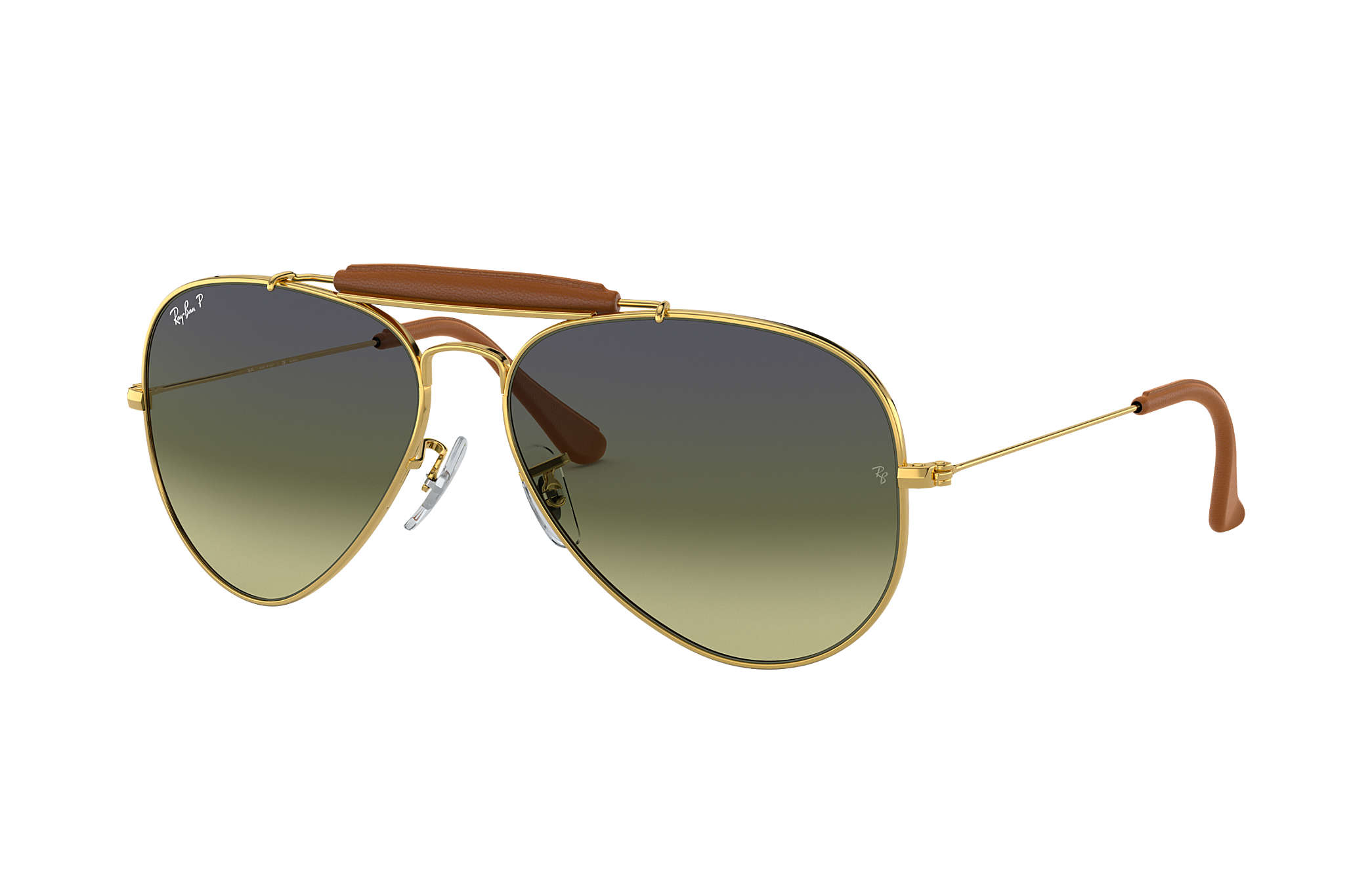 ray ban outdoorsman aviator