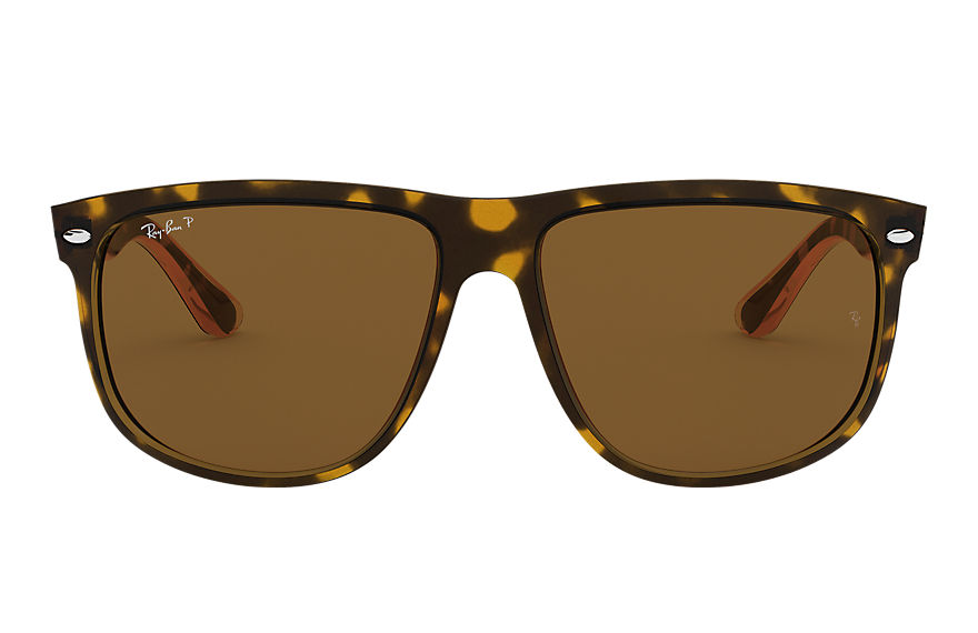 Ray-Ban RB4147 Tortoise with Brown Classic B-15 lens