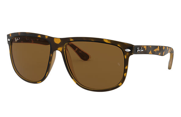 Ray-Ban Sunglasses RB4147 Tortoise with Brown Classic B-15 lens