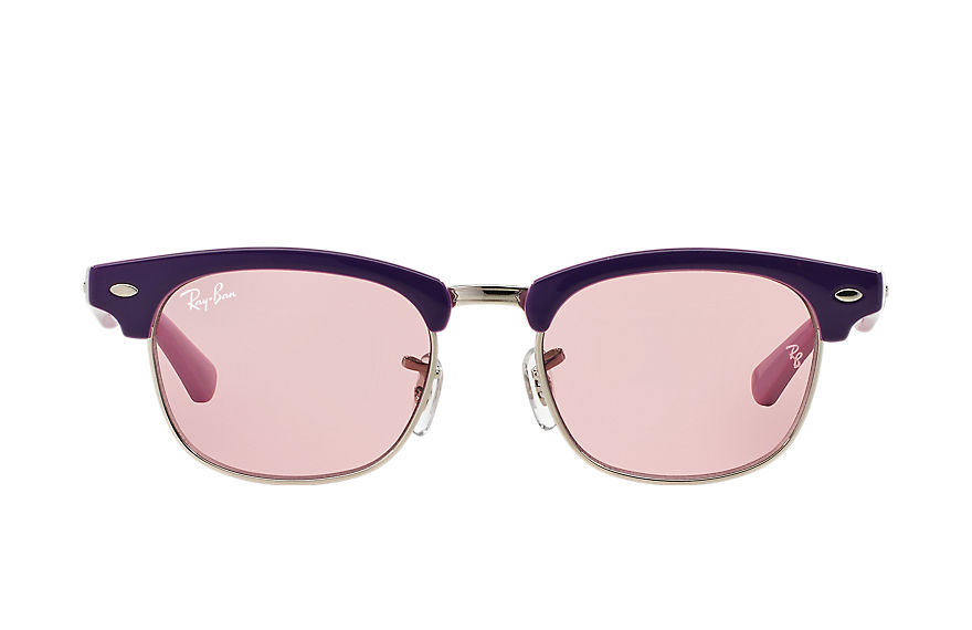 Ray-Ban  sunglasses RJ9050S CHILD 006 clubmaster junior violet 805289405603