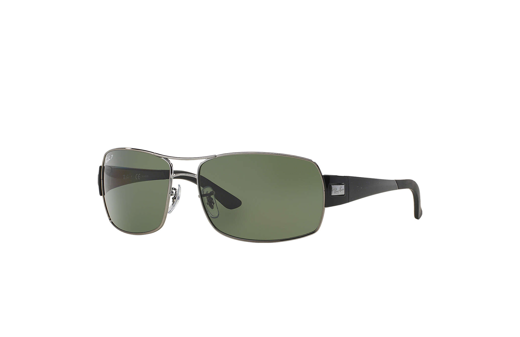 945184746d Ray Ban Sunglasses RB 3426 RB3426 004 82 Metal - Acetate .