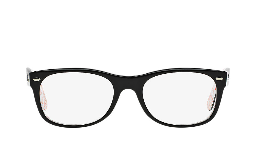 Ray-Ban  eyeglasses RX5184 UNISEX 005 new wayfarer optics black 805289418566