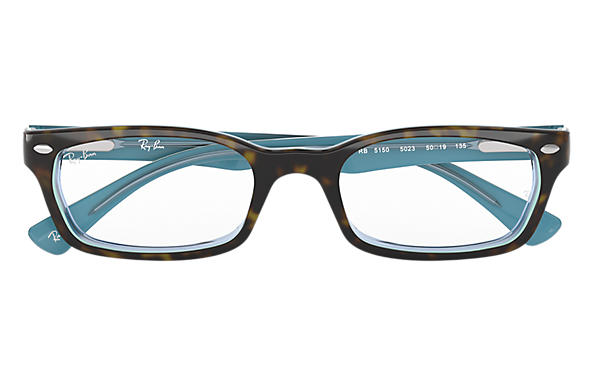 9209aee3cc Ray-Ban prescription glasses RB5150 Tortoise - Acetate ...