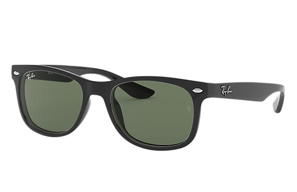 Ray-Ban 0RJ9052S-NEW WAYFARER JUNIOR Zwart SUN