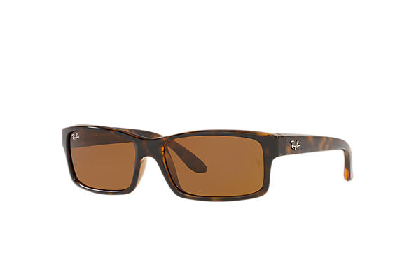 f861b678d718 Ray-Ban RB4151 Tortoise - Nylon - Brown Lenses - 0RB415171059