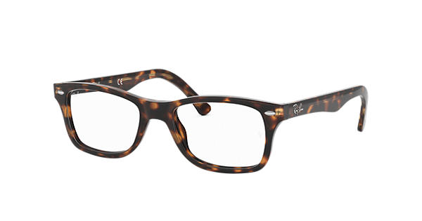 Lunettes de vue Ray-Ban RB5228 Havane - Acétate - 0RX5228201253   Ray-Ban®  France 09f6be80c0ed
