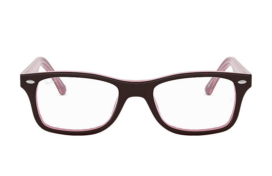 Ray-Ban RB5228 Marron