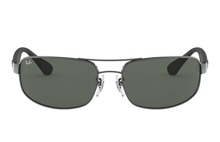 Ray-Ban  sunglasses RB3445 MALE 016 rb3445 枪色 805289447535