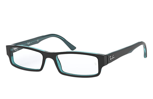 Ray-Ban 0RX5246-RB5246 Noir,Transparent OPTICAL