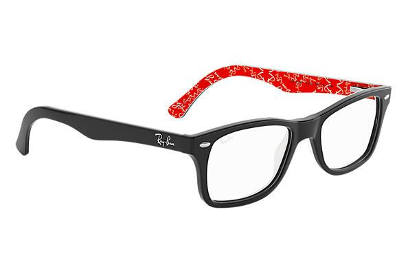 6fb332979c Gafas de vista Ray-Ban RB5228 Negro - Acetato - 0RX5228247953 | Ray ...
