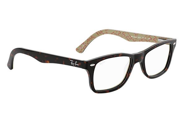 e1696a72d4 Ray-Ban prescription glasses RB5228 Tortoise - Acetate ...