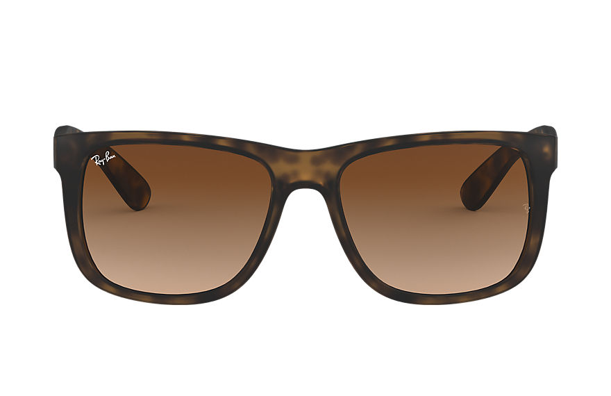 Ray-Ban  sunglasses RB4165 UNISEX 008 justin classic tortoise 805289526599