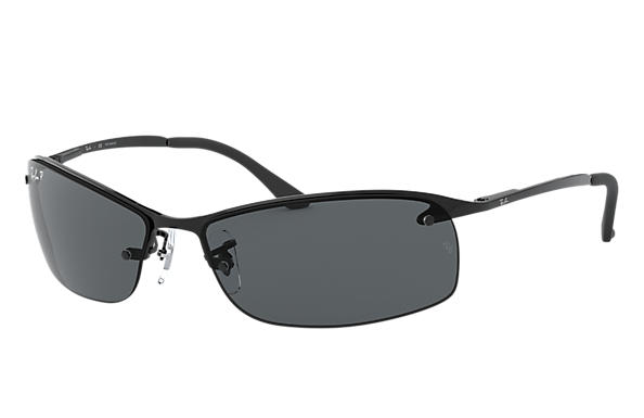 Ray-Ban 0RB3183-RB3183 Black SUN