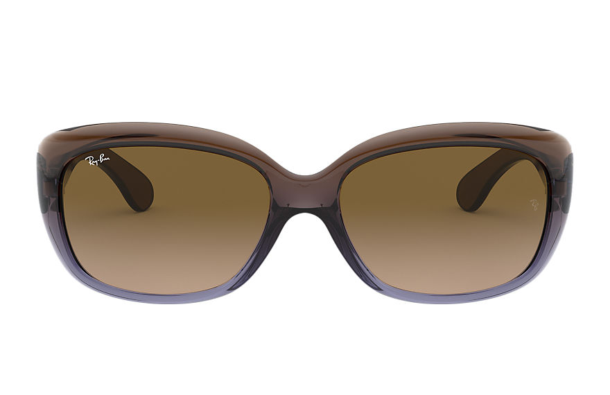 Ray-Ban  sunglasses RB4101 FEMALE 001 jackie ohh brown 805289529194