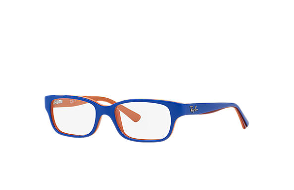 Ray-Ban 0RY1527-RB1527 Blue,Orange OPTICAL