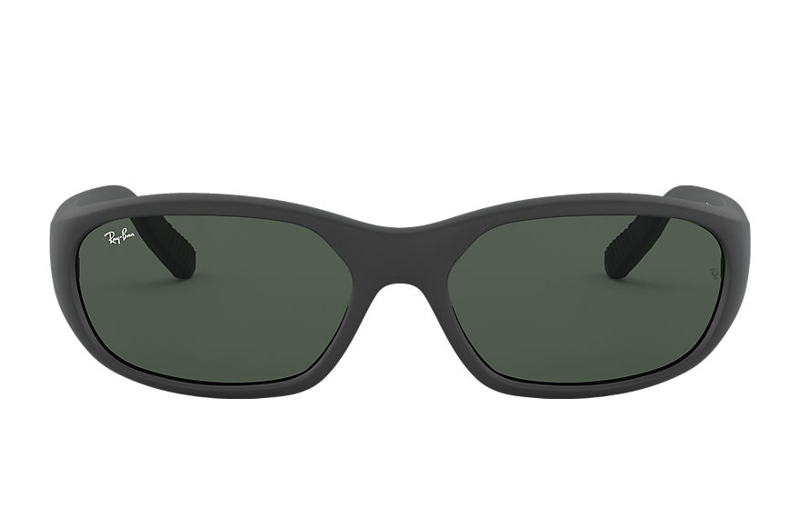 Ray-Ban Sunglasses DADDY-O II Black with Green Classic lens