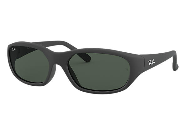 Ray-Ban DADDY-O II Black with Green Classic lens