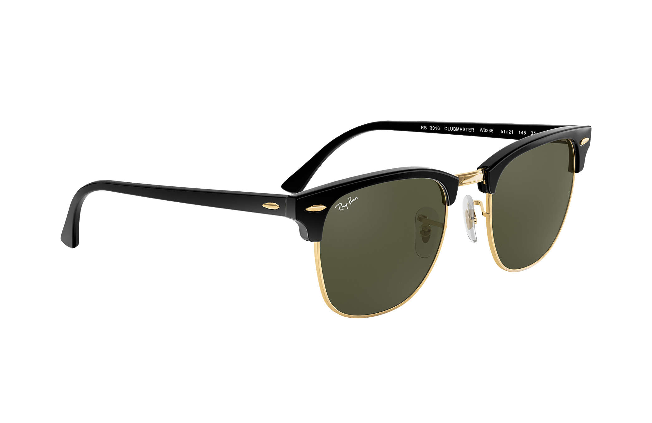 Ray Ban Rb 3016 Club Master W0365 rcOwRsERX