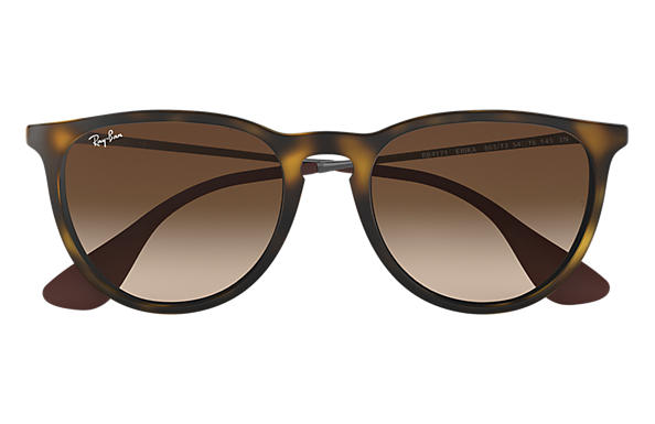 ray ban erika classic rb4171 tortoise nylon brown lenses rh ray ban com