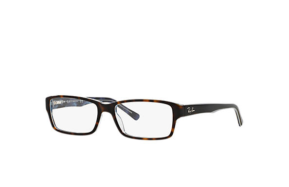 Ray-Ban 0RX5169-RB5169 Tortoise,Light Blue OPTICAL