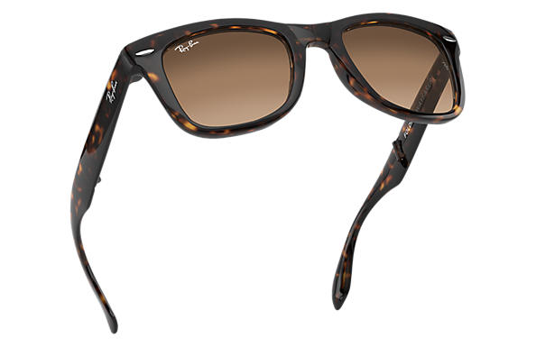 ray ban sunglasses folding wayfarer rb 2038
