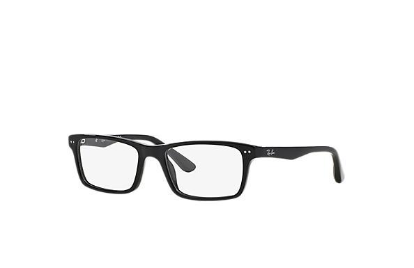 2aca7f64da7c7 Ray-Ban prescription glasses RB5288 Black - Acetate - 0RX5288200052 ...
