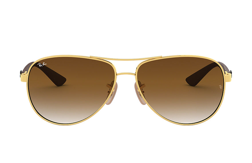Ray-Ban  sonnenbrillen RB8313 MALE 010 rb8313 gold 8053672006582