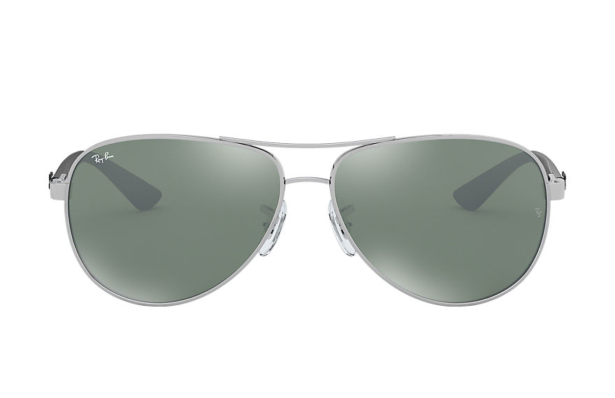 Ray-Ban  sunglasses RB8313 MALE 012 rb8313 银色 8053672006643