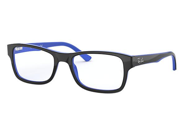 4383a9f841e Ray-Ban prescription glasses RB5268 Blue - Acetate - 0RX5268518248 ...