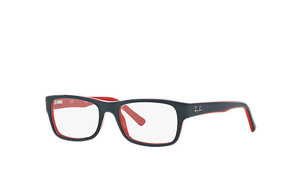 Ray-Ban 0RX5268-RB5268 Grey,Red OPTICAL