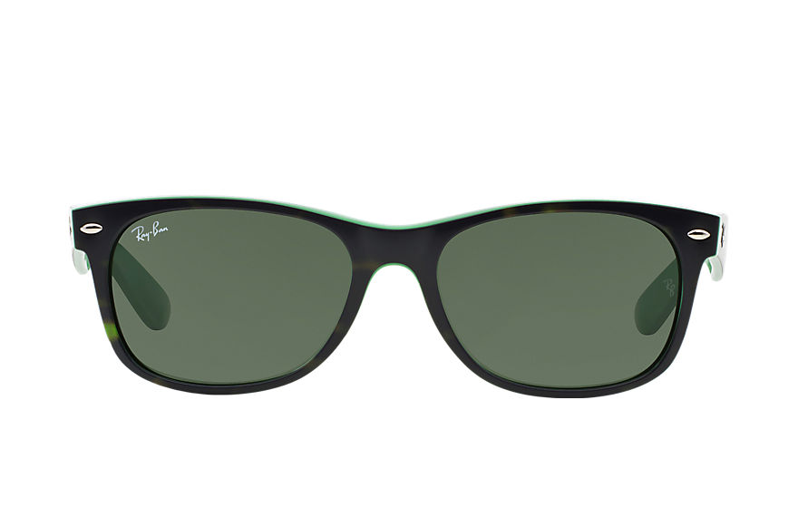 Ray-Ban  lunettes de soleil RB2132 UNISEX 007 new wayfarer color mix havane 8053672027648