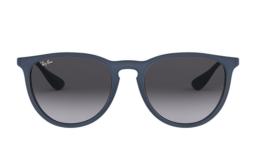 Ray-Ban Sunglasses ERIKA COLOR MIX Blue with Grey Gradient lens