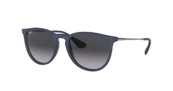 8cb3fc71ee3 Ray-Ban Erika Color Mix RB4171 Blue - Nylon - Grey Lenses - 0RB417160028G54