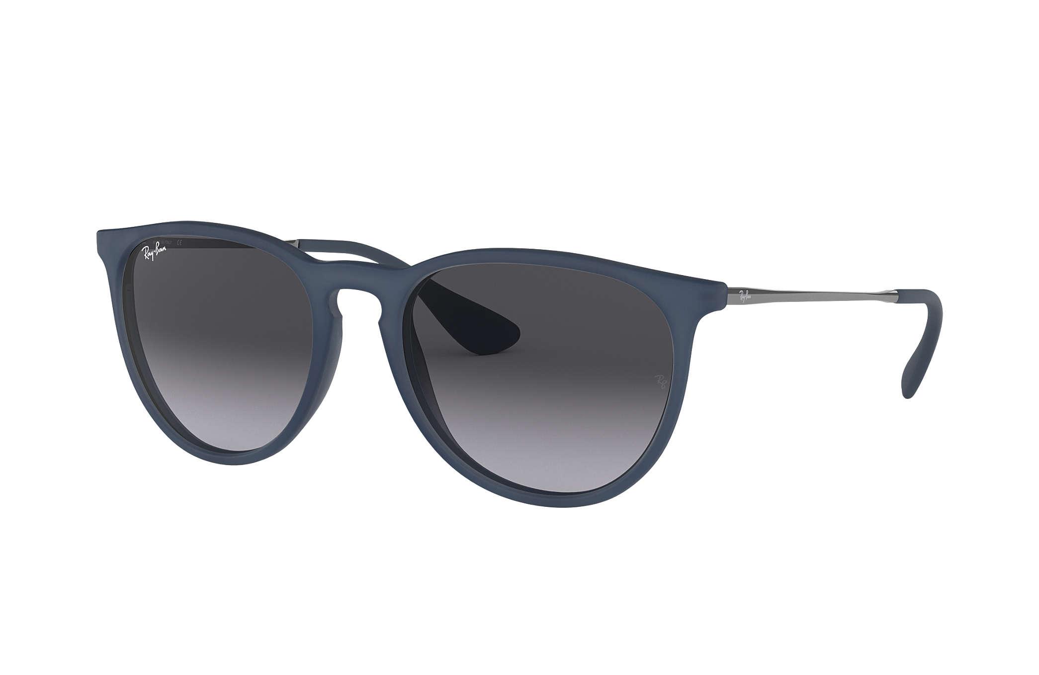 ray ban sonnenbrille erika braun
