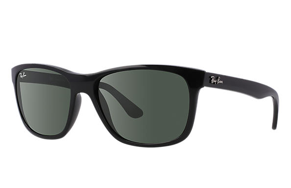 Ray-Ban 0RB4181F-RB4181 黑色 SUN